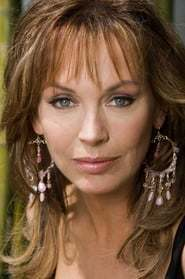 Lesley-Anne Down as Mother-May-I in CyberForce