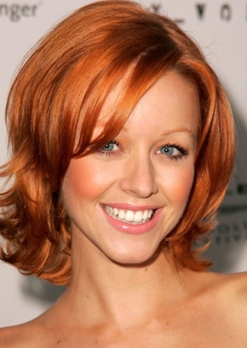 Lindy Booth as Roberta in The Fantastic Four