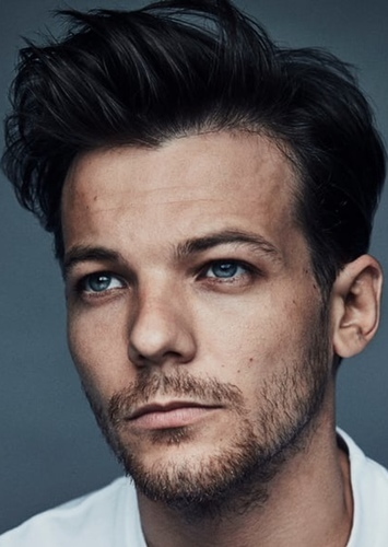Louis Tomlinson as Officer Dunn in Five Nights At Freddy's: The Silver Eyes