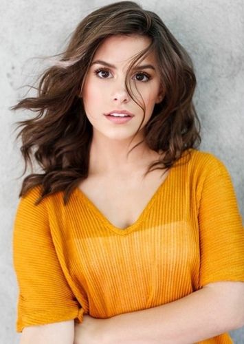 Madisyn Shipman as Actor/Actress #3 in What Actors should've appeared on Schooled (2019-present)