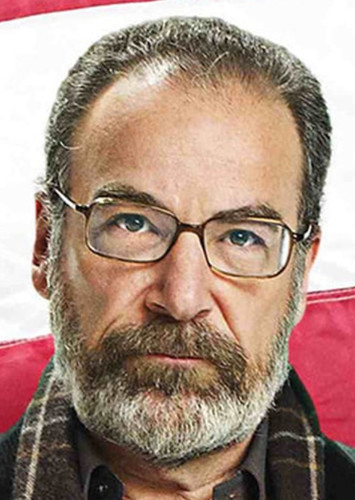 Mandy Patinkin as Archibald Witwicky in Transformers