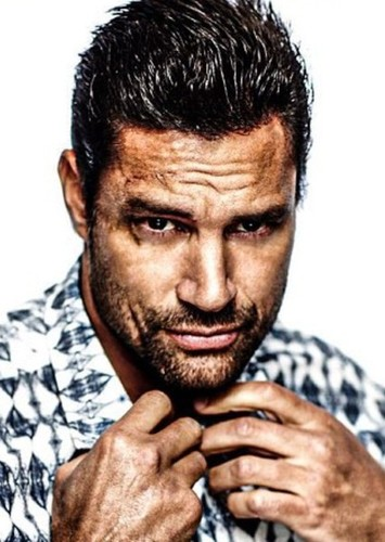Manu Bennett as Sergei Kravinoff in The Sinister Six