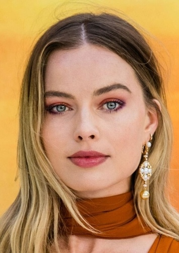 Margot Robbie as Python in Voices of the Animal Kingdom