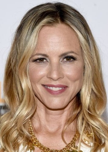 Maria Bello as Mary McGinnis in Batman Beyond