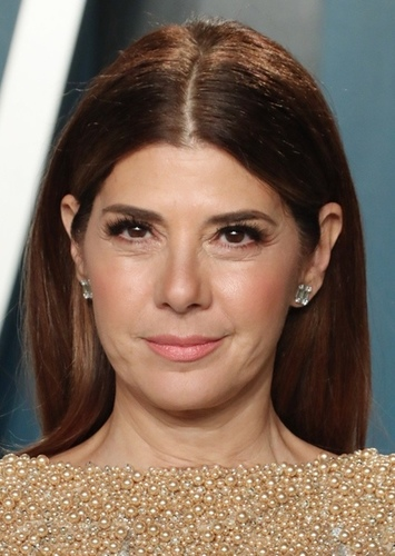 Marisa Tomei as Aunt May in The Neogenic Nightmare