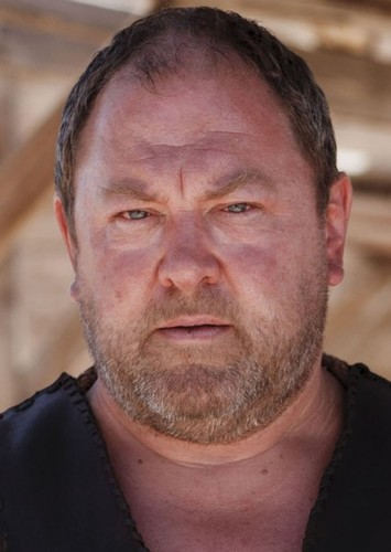 Mark Addy as King Hubert in Sleeping Beauty