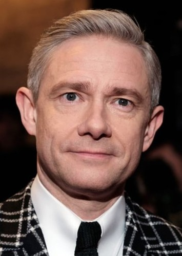 Martin Freeman as Dr. Ronberdy in The Property of A Lady (007)