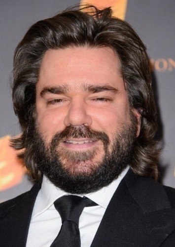 Matt Berry as Henry VIII in Royals