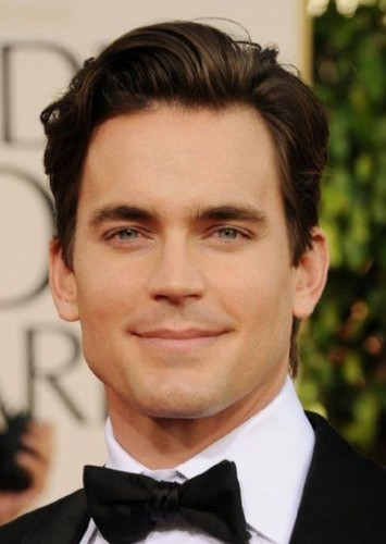Matt Bomer as Carter O'Neil in The Ronin Job