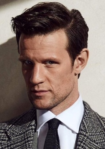 Matt Smith as Mr Fantastic in Marvel vs DC vs Star Wars