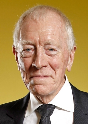 Max von Sydow as Alfred pennyworth in Batman III (2022)