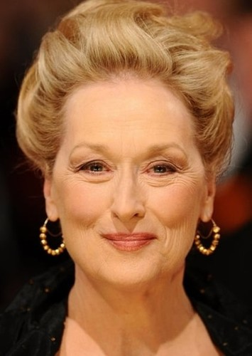Meryl Streep as Elephant in Voices of the Animal Kingdom
