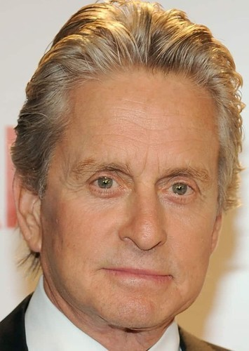 Michael Douglas as Albert Charles in Tiny Dancer