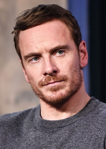 Michael Fassbender as Ares in 12 Labours of Hercules