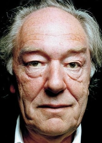 Michael Gambon as JB King (silent cameo appearance in the movie reboot) in The Adventures of Thomas and the Magic Railraod