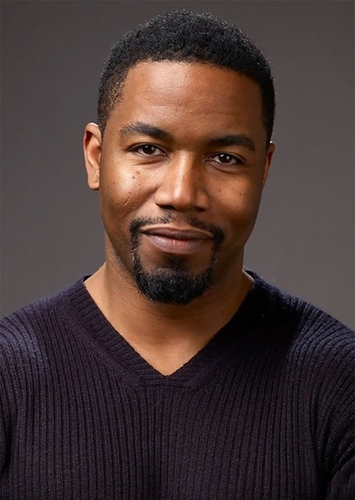 Michael Jai White as Jax Briggs in Mortal kombat armageddon