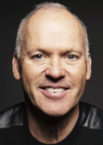 Michael Keaton as Blackie Drago in The Sensational Spider-Man (TV Series)