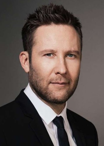 Michael Rosenbaum as August Heard in The Flash