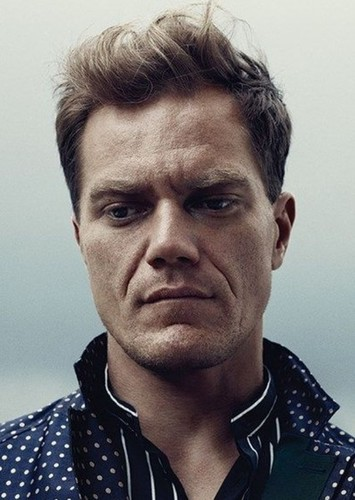 Michael Shannon as Sgt. Mike Meese in Taken in the Night