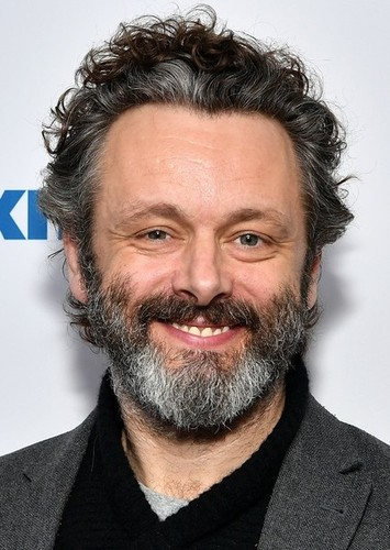 Michael Sheen as Hades in Percy Jackson and the lightning thief