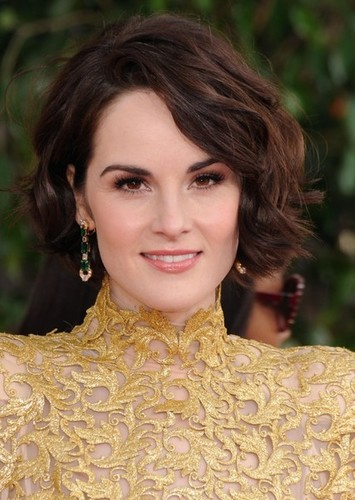 Michelle Dockery as Susan Sto Helit in Discworld