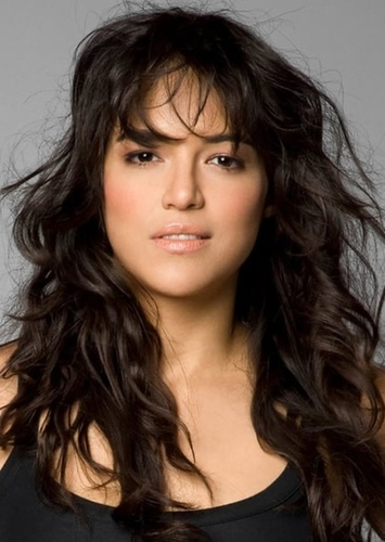 Michelle Rodriguez as Aunt Ophelia in Aristotle and Dante Discover the Secrets of the Universe
