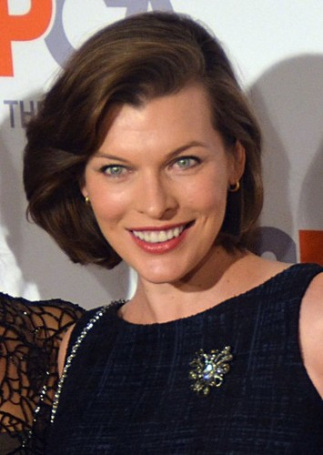 Milla Jovovich as Jules Kozak in The Ronin Job