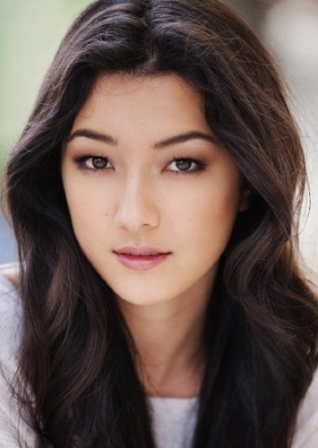 Natasha Liu Bordizzo as Black Bat/Orphan in Batman and his Supporting Characters