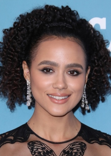 Nathalie Emmanuel as Sienna Kahn in A Smoothieverse Chronicle- Thor