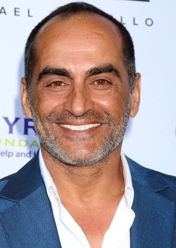 Navid Negahban as Hammurabi in Royals