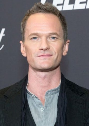 Neil Patrick Harris as Gordon Sumner in Synchronicity