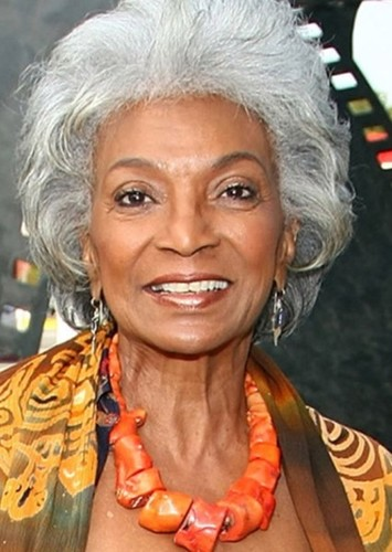 Nichelle Nichols as Uhura in 20th Century Perfect Classic Movie Casting: AKA Barry Allen's Original Timeline