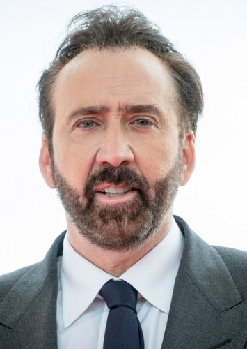 Nicolas Cage as Dr. Jonathan Crane in The Long Halloween / Dark Victory
