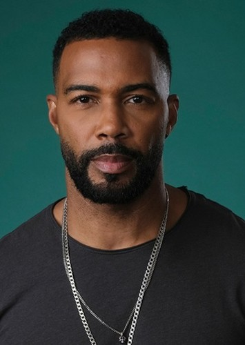 Omari Hardwick as John Clayton in Break Through