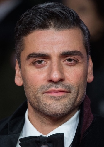 Oscar Isaac as The Artist in Evening of Reckoning