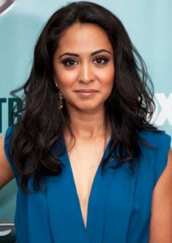 Parminder Nagra as Madge in Thomas and Friends: The Mystery of the Golden Solar Birch