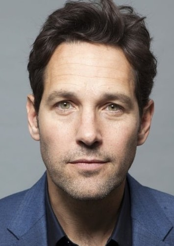 Paul Rudd as Dr. Peter Venkman in Ghostbusters 2 ( Remake With Male Cast )
