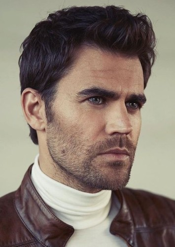 Paul Wesley as Spartan in Image Cinematic Universe
