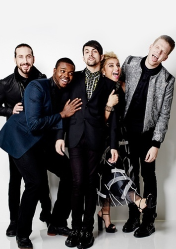 Pentatonix as Monster Mash in Who should sing which Halloween song?