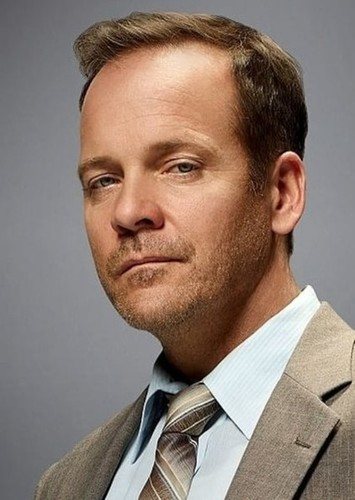 Peter Sarsgaard as Shuichi Aizawa in Death Note (The REAL & TRUE Death Note)