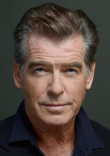 Pierce Brosnan as Mr. Conductor in The Adventures of Thomas and the Magic Railraod