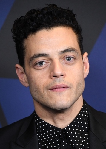 Rami Malek as Dr. Jon Osterman in Watchmen