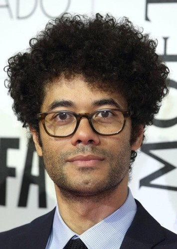 Richard Ayoade as Mason in Madagascar