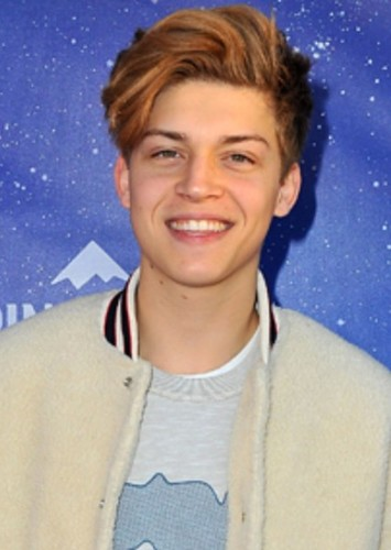 Ricky Garcia as Scott Tomlinson in The Haunted Hathaways (2018-2020)
