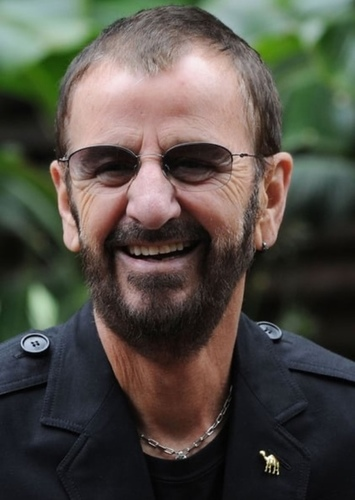 Ringo Starr as Ted in Is This the Life We Really Want?