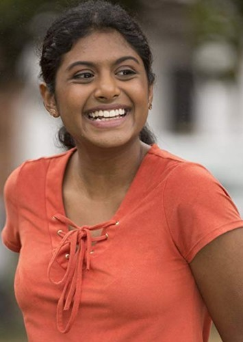 Riya Ramaswamy as Shepti in Papyrus