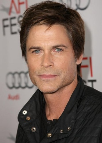 Rob Lowe as Billy Hargrove in Stranger Things (30 Years Later)