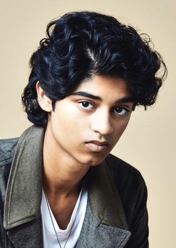 Rohan Chand as Anwar Hameed in Girls From the Bay: 1996