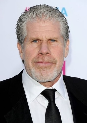 Ron Perlman as Thanos in The Avengers Early 2000s