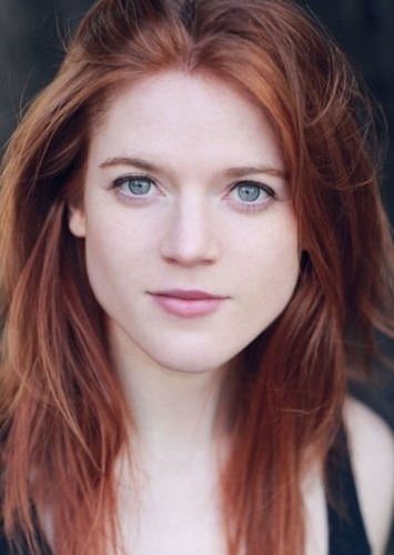 Rose Leslie as Elsa Bloodstone in Spirits of Vengeance
